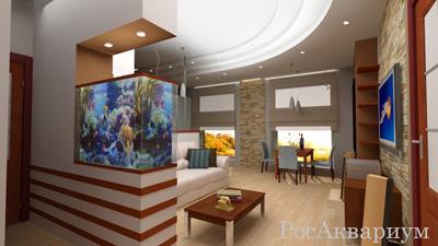 Эксклюзивный аквариум фото 2
